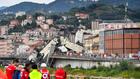 """Мостът """"Моранди"""" в Генуа"""