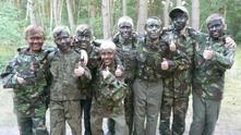 Военни лагери за момчета в Полша