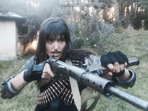 Доротея Толева в Bullets of Justice