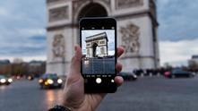 париж, триумфална арка