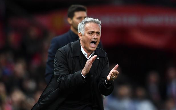 Манчестър Юнайтед - Тотнъм 0:3