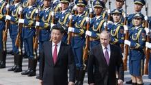 Ши Дзинпин и Владимир Путин