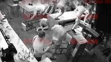 Бой в бар в Бургас