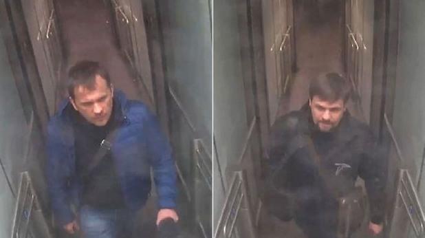 руснаци, заподозрени за опита за убийство на скрипал
