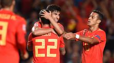 Испания - Хърватия 6:0