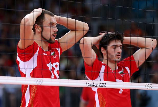 Волейбол, национали
