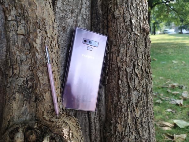 Samsung Galaxy Note 9 ревю