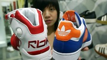 reebok, adidas