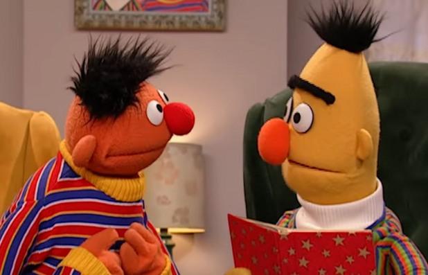 Бърт и Ърни