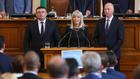 клетвата на новите министри