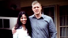 Даниъл Хайърс и съпругата му