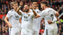 Манчестър Юнайтед - Уулвърхемптън 1:1