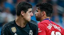 Реал Мадрид - Атлетико Мадрид 0:0