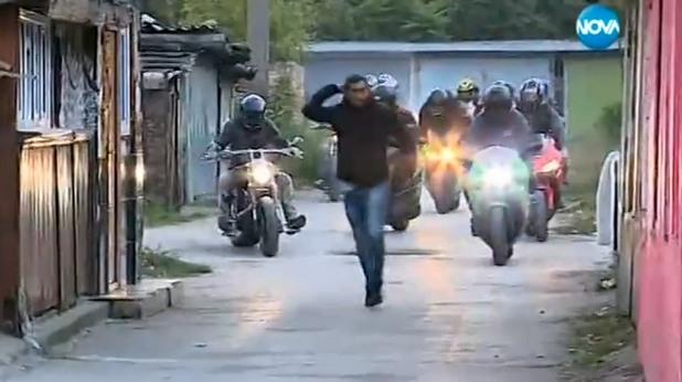 Мотористи в Русе