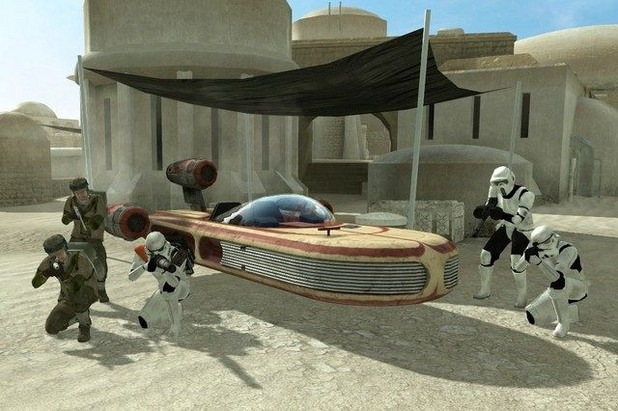 Star Wars: Galactic Warfare
