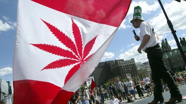 Канабис в Канада