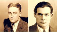 Ф. Скот Фицджералд и Ърнест Хемингуей
