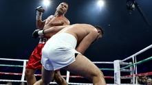Боксов мач или чалга парти