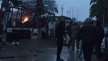 Бомбен атентат в Тунис