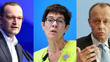 потенциални наследници на ангела меркел в хдс