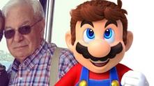 Марио Сегале - вдъхновителят на Супер Марио