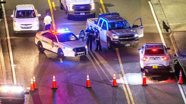 Полиция в САЩ