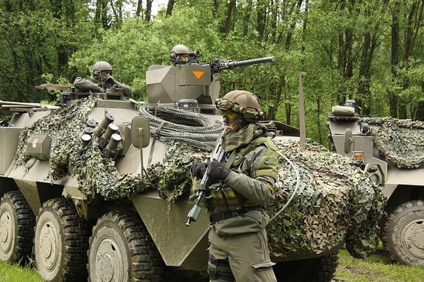 Австрийски войници