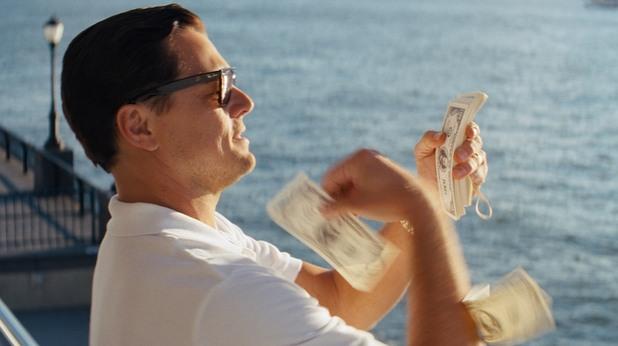 Дъжд от пари