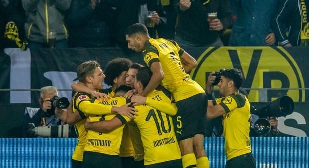 Борусия Дортмунд - Байерн Мюнхен 3:2