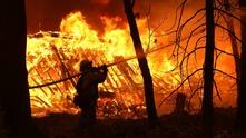 Пожари в Калифорния