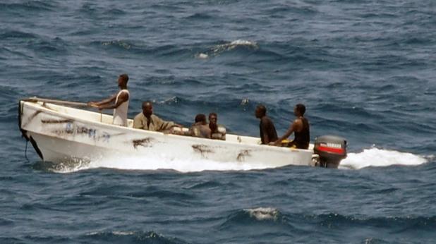 Сомалийски пирати