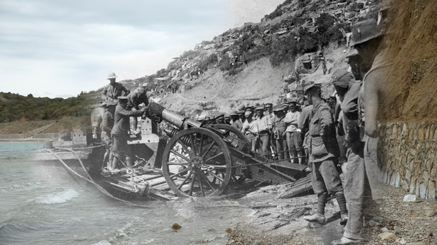 Първата световна война - тогава и сега