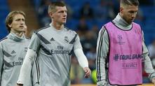 Реал Мадрид, загрявка