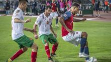 България - Норвегия 1:0