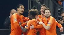 Германия - Холандия 2:2
