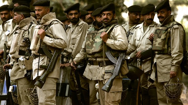 Пакистански войници