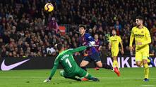 Барселона - Виляреал 2:0