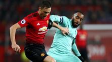 Юнайтед - Арсенал 2:2