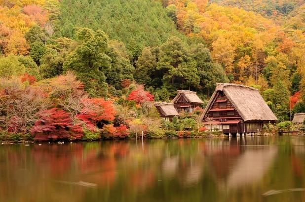 Японска къща