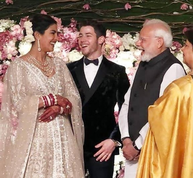 Сватбата на Приянка Чопра и Ник Джонас