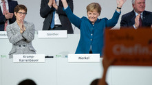 ангела меркел