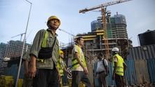 Китайски работници в Сиера Леоне