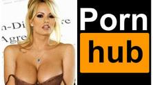 сторми даниелс, pornhub