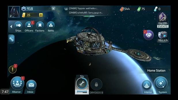Star Trek: Fleet Command