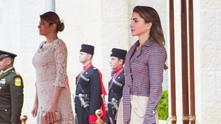 десислава радева и рания, кралица на йордания