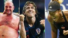 Спортни герои 2018