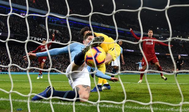 Манчестър Сити - Ливърпул 2:1