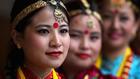 Жените в Непал