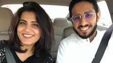 Фахад ал Бухаири и Лужан ал Хадлу