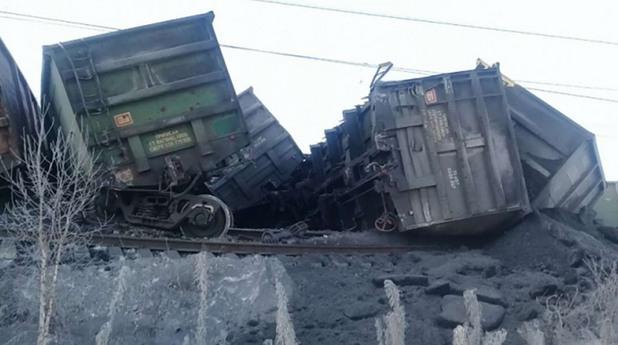 ЖП катастрофа в Русия